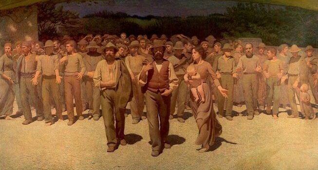 I° Maggio Festa dei Lavoratori e delle Lavoratrici
