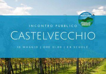 Incontro pubblico a Castelvecchio Pascoli
