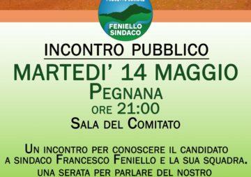 Incontro pubblico a Pegnana