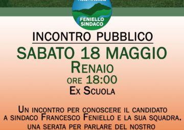 Incontro pubblico a Renaio