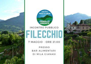 Incontro pubblico a Filecchio