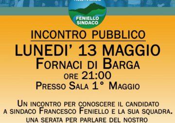 Incontro pubblico a Fornaci